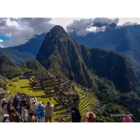 Cusco,  Cusco City Tour, Sacred Valley Tour, Aguas Calientes, Machu Picchu Tour, Rainbow Mountain, 5D/4N (extreme)